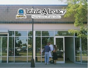our store front at Leave A Legacy in Denver