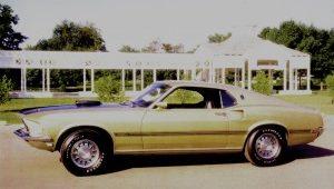 Tom's car