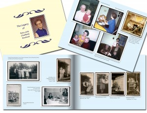 Reta's Legacy Book