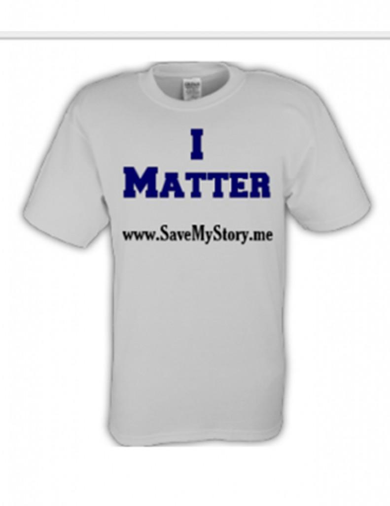 I matter shirt