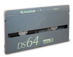 D9-Digital-S-Videotape