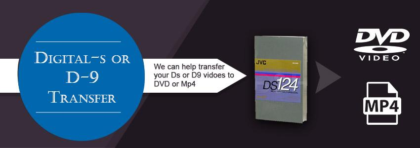 ds or d9 convert to mp4