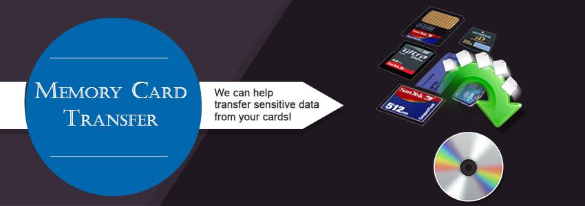 Memory Card Recovery Service
