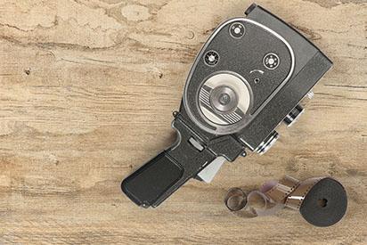 16mm film transfer digital service