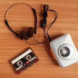 Cassette to mp3 conversion service