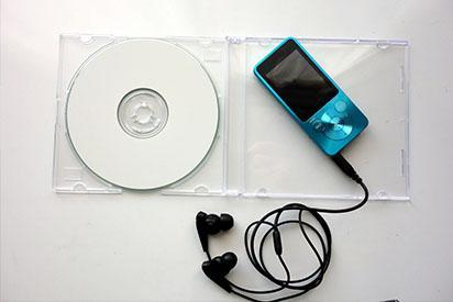 CD To MP3 Transfer Service