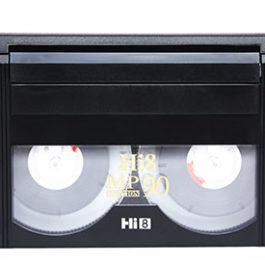 hi 8 video transfer service