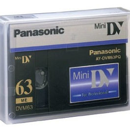 mini dv transfer service