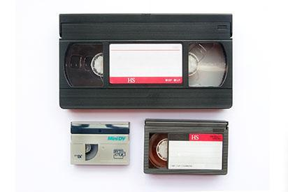 Pal foreign format video transfer service