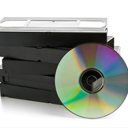 vhs to dvd transfer service