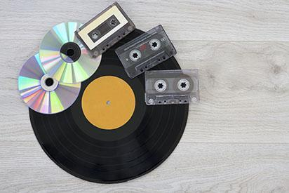 Vinyl lp to mp3 transfer service