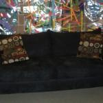 image of the couch we added