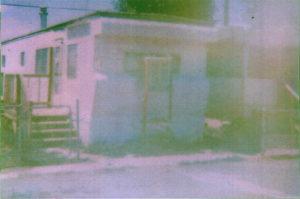 restored polaroid photo