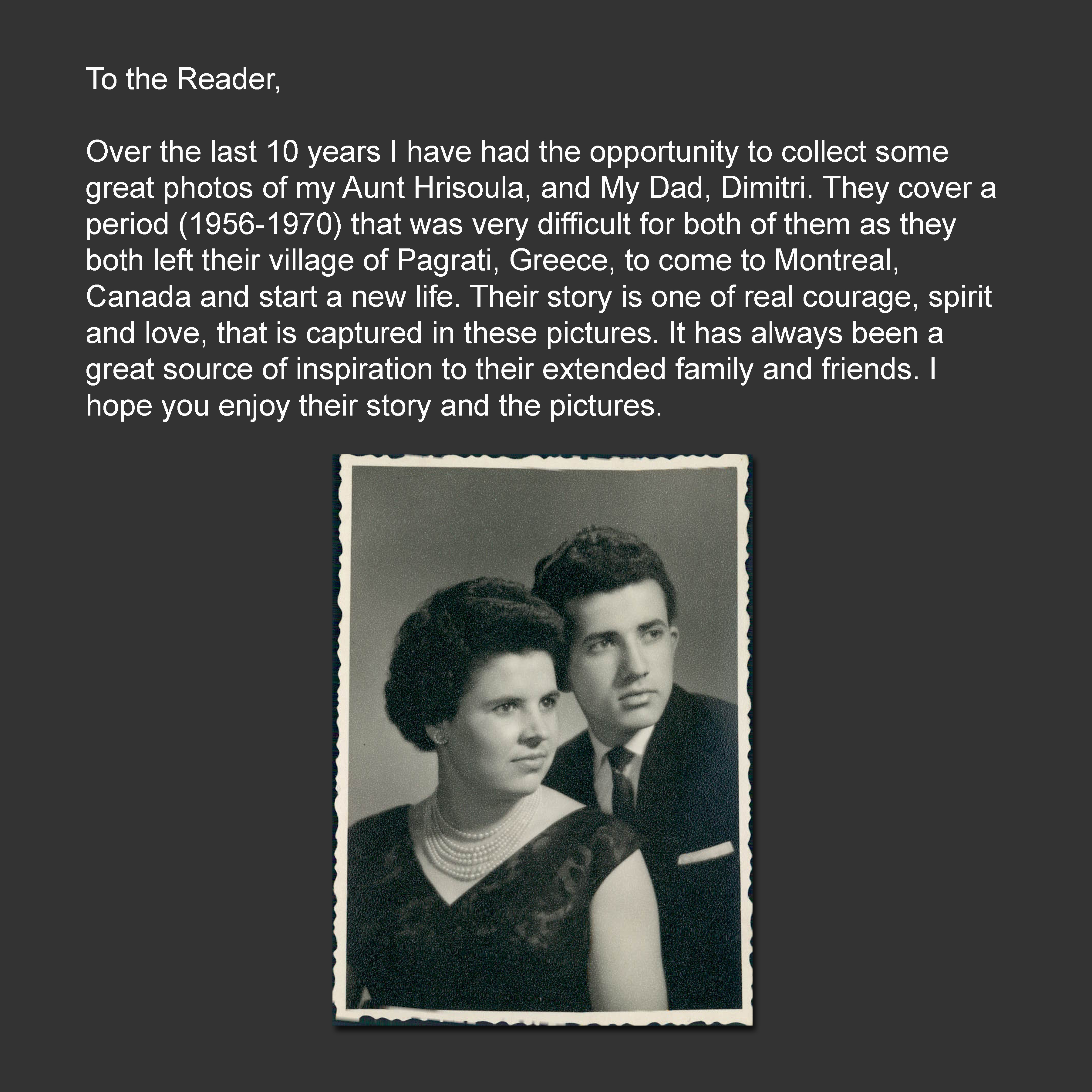 family history photos make a great legacy book