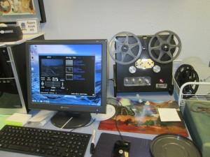 Denver Convert 8mm and 16mm Film To HD DVD or Media File