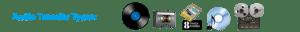 Audio Transfer Types