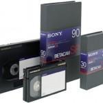 Betacam SP To DVD or Digital File Transfer Service
