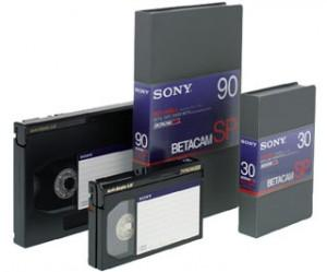 Betacam SP To DVD or Digital File Transfer Service