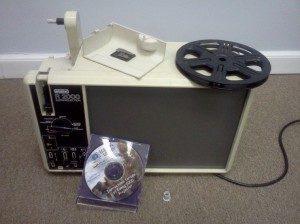 8mm & 16mm Film Projector Rental