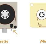 Denver Micro Cassettes Mini Cassettes Transfer Service