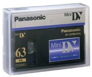 Mini DV to DVD Transfer Service