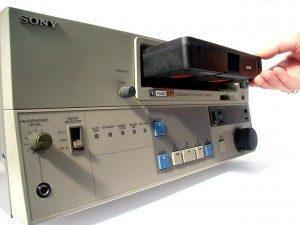 U-matic To DVD Transfer Service