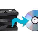 VHS Vhs c To DVD Transfer service