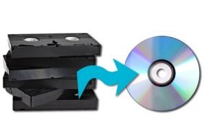 VHS Vhs c To DVD or Digital File Transfer service