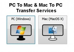 Denvers Best PC to Mac Mac to PC Transfer services