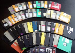 Zip Floppy and Jaz Drive Transfer Services