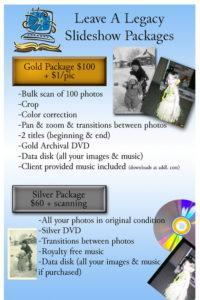 slideshow packages to print