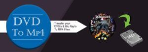 dvd blu ray to mp4 conversion service