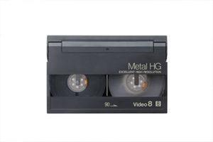 8mm video transfer