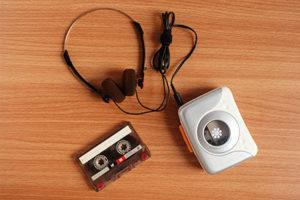 Cassette to mp3 conversion service