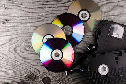 DVD To mp4 transfer rip service