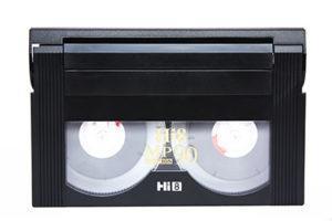 hi 8 video transfer service