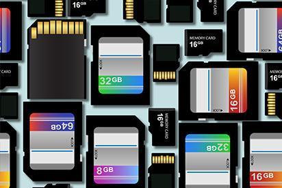 Memory Card Failure Crash Restore Service