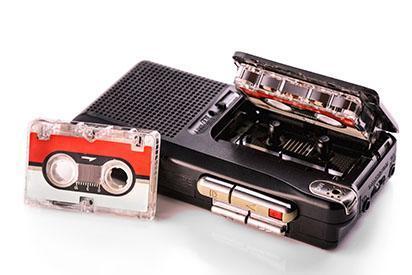 Micro cassette transfer service